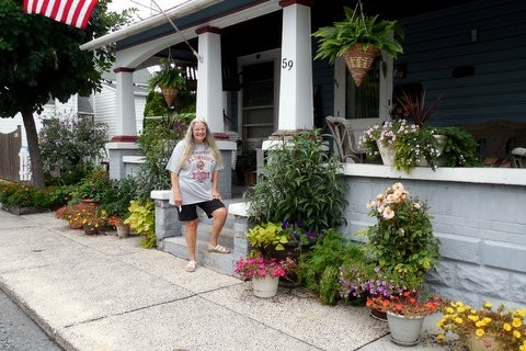 August 2015 Yard of the Month