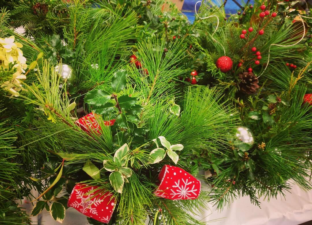 Christmas Greens and Gourmet Gifts Sale 2017 - Gettysburg Garden Club