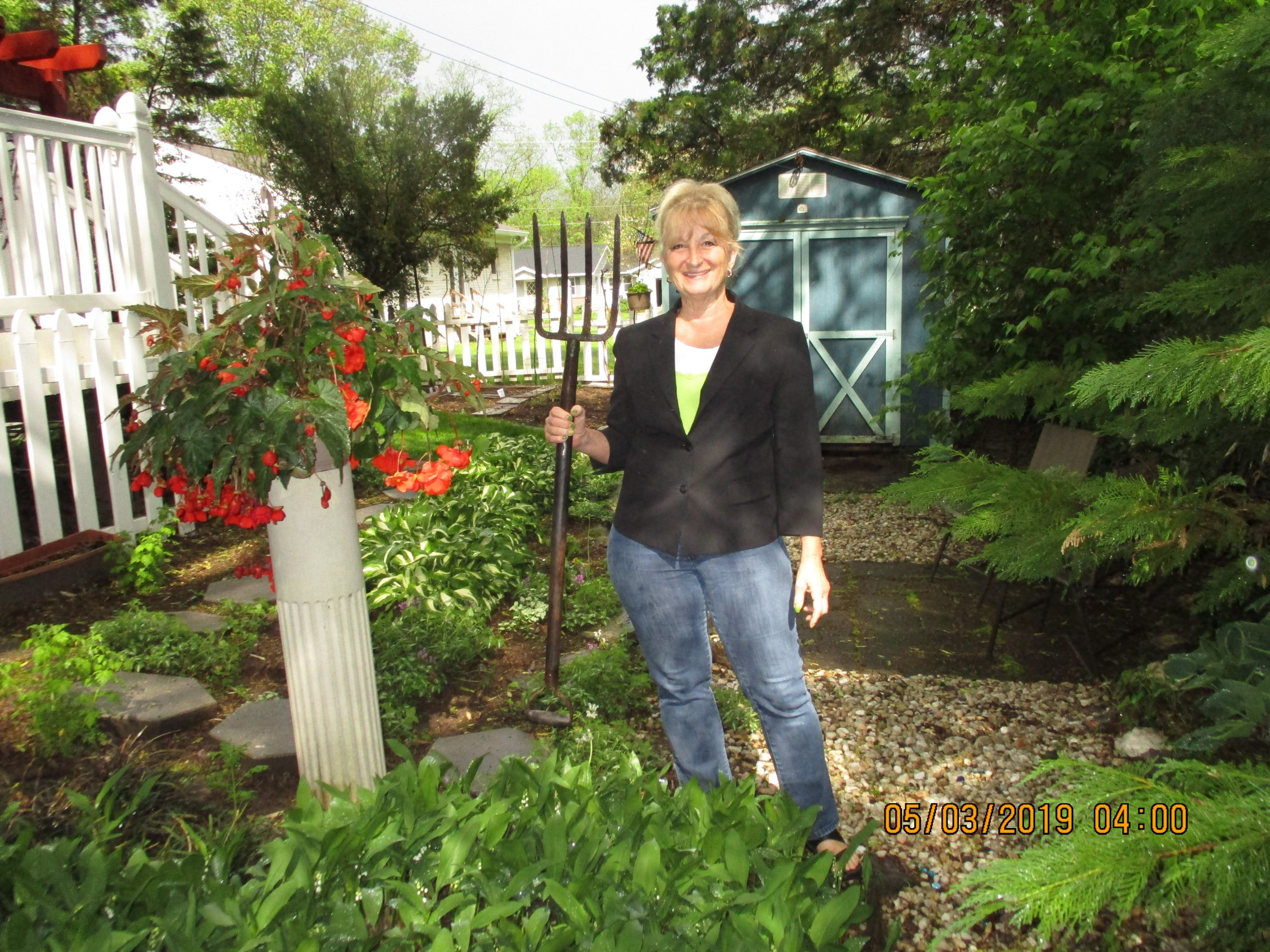 May 2019 Garden of the Month
